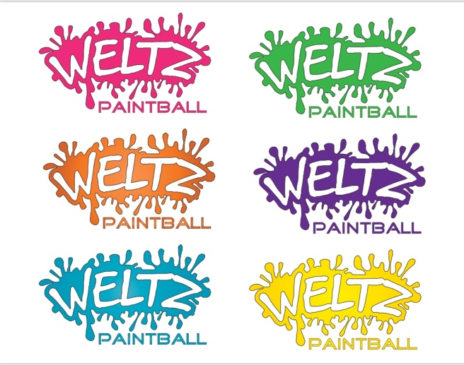 multi-color logo